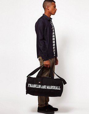 Image 3 ofFranklin and Marshall Holdall Bag