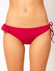 Mouille Naomi Side Frill Bikini Bottom