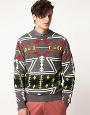 Tom and Hawk Red Ryder Jumper