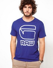 G Star T-Shirt Charge G Raw Print