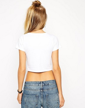 Image 2 ofASOS 90&#39;s Crop Top
