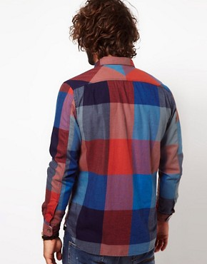 Image 2 ofPaul Smith Jeans Flannel Check Shirt