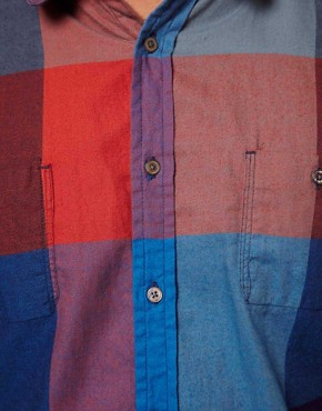 Image 3 ofPaul Smith Jeans Flannel Check Shirt