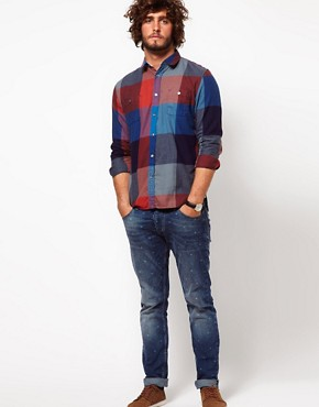 Image 4 ofPaul Smith Jeans Flannel Check Shirt