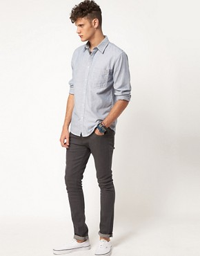 Image 4 ofJack &amp; Jones Shirt with One Pocket