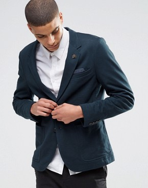 Selected Homme Blazer In Navy