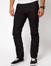 Pantalones tapered Skiff Elwood 3D de G-Star