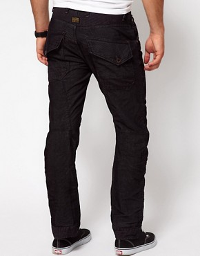Image 2 ofG Star Skiff Elwood 3D Tapered Trousers
