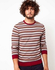 ASOS - Maglia Fair Isle