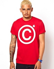 Camiseta Copyright de Carhartt