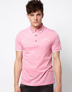 Image 1 ofG Star Polo Shirt Climber