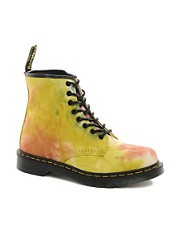 Dr Martens Castel 8-Eye Boots