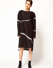 Rachel Comey Toma Dress in Printed Silk