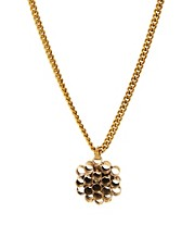 Love Bullets Flower Of Life Maxi Life Necklace