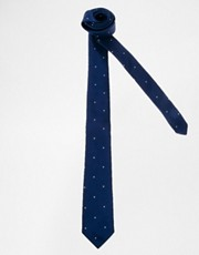 ASOS Tie with Polka Dot