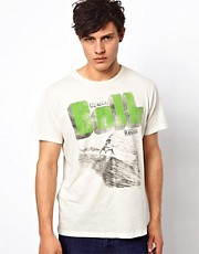 Lightning Bolt Bolt Advert T-Shirt