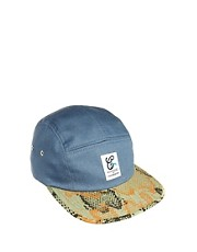 City Fellaz 5 Panel Cap