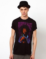 Fanpac T-Shirt Hendrix Purple Haze