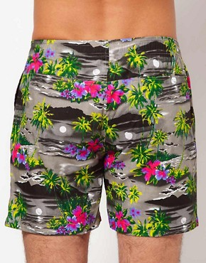 Image 3 ofAfends Trop Shop Swim Shorts