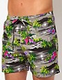 Image 1 ofAfends Trop Shop Swim Shorts