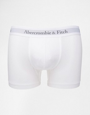 Abercrombie & Fitch Trunks with Logo Waistband
