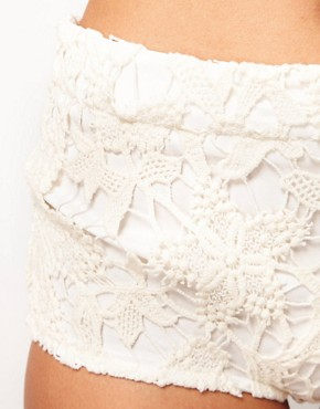 Image 3 ofRare Crochet Lace Knickers