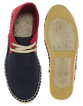 Image 3 ofASOS Chukka Espadrilles