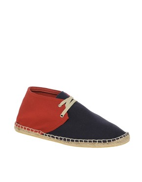 Image 1 ofASOS Chukka Espadrilles