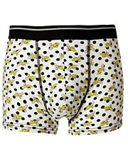 ASOS Trunks with Banana Print