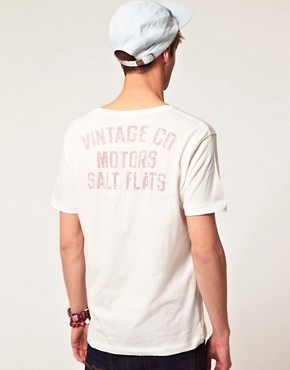 Image 2 ofJack &amp; Jones Vintage Motorcycles T-Shirt