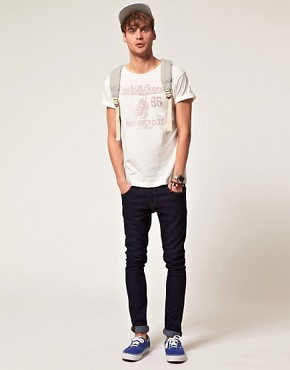 Image 4 ofJack &amp; Jones Vintage Motorcycles T-Shirt