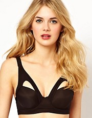 ASOS Boudoir Cut Out Moulded Bra