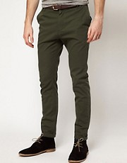 Farah Vintage Chino with Dropped Crotch
