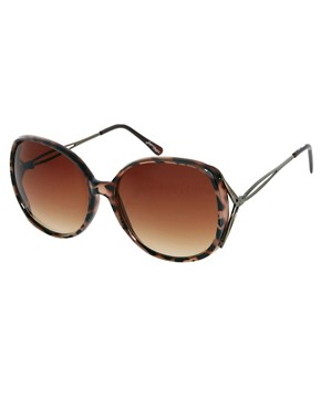 Image 1 ofJeepers Peepers Metal Arm Sunglasses
