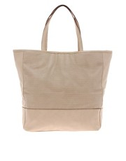 Mango Perforated Shopper