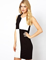 Vila Colour Block Dress