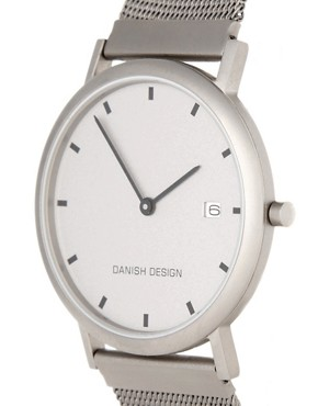 Image 4 ofDanish Designs Watch With Mesh Strap