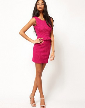 Image 4 ofLove Peplum Dress