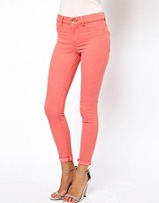 Oasis Colored Jade Skinny Jean