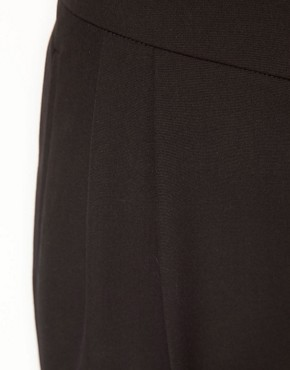 Image 3 ofASOS High Waist Evening Trousers