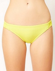 ASOS Mix and Match Shirred Hipster Bikini Pant