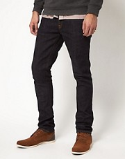 Nudie Jeans Organic Tight Long John Skinny Fit