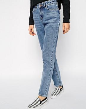 Noisy May Hayley High Waist Loose Jeans