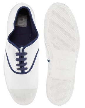 Image 3 ofBensimon Tennis Lacet Homme Plimsolls