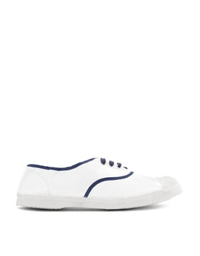 Image 4 ofBensimon Tennis Lacet Homme Plimsolls