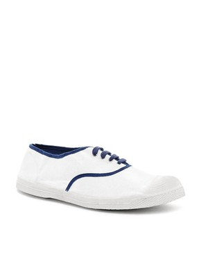 Image 1 ofBensimon Tennis Lacet Homme Plimsolls