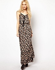 River Island Ditsy Maxi Dress