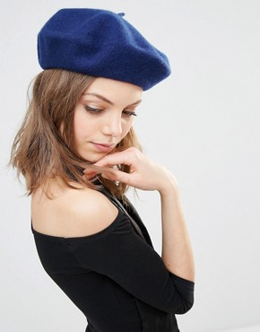 Pieces Beret Hat