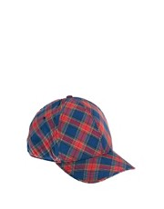 Fred Perry Tartan Cap