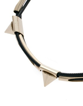 Image 4 ofLimited Edition Spike Cord Bracelet